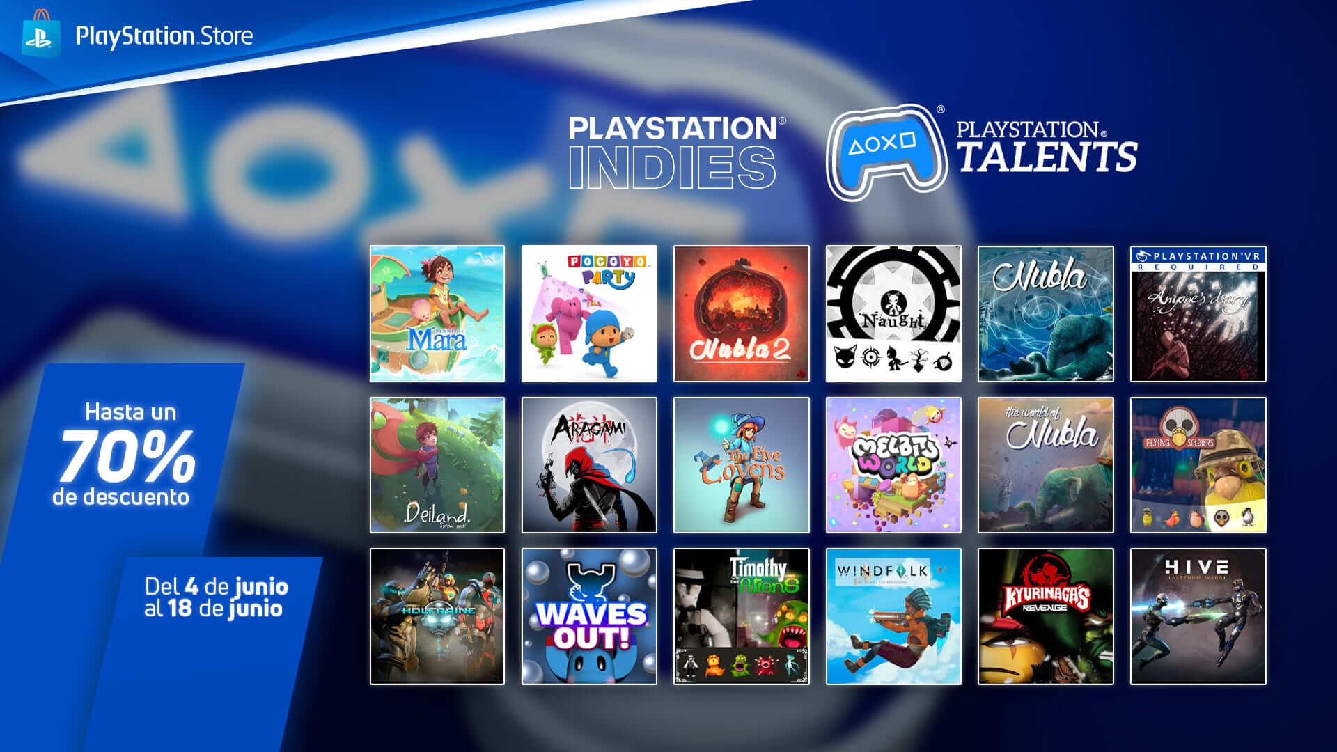 Las ofertas de PlayStation Indies regresan a PS Store con grandes descuentos