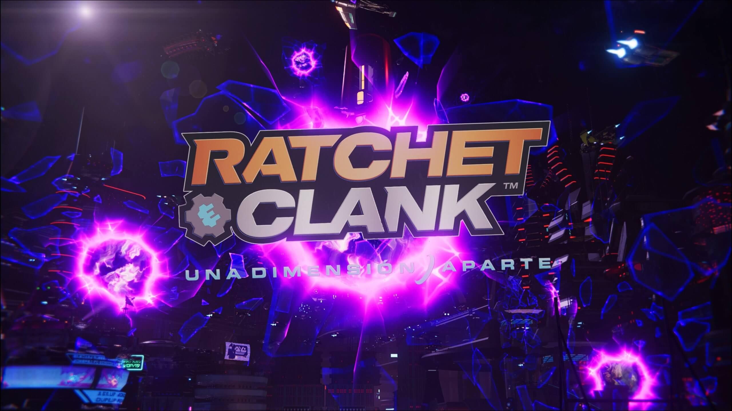 Ratchet and Clank Portada