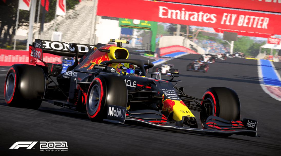 F1 2021 estrena tráiler con sus características; tendrá modo carrera de dos jugadores