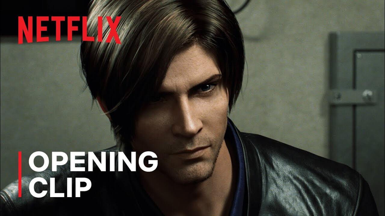 La serie Resident Evil: Oscuridad Infinita revela sus primeros minutos