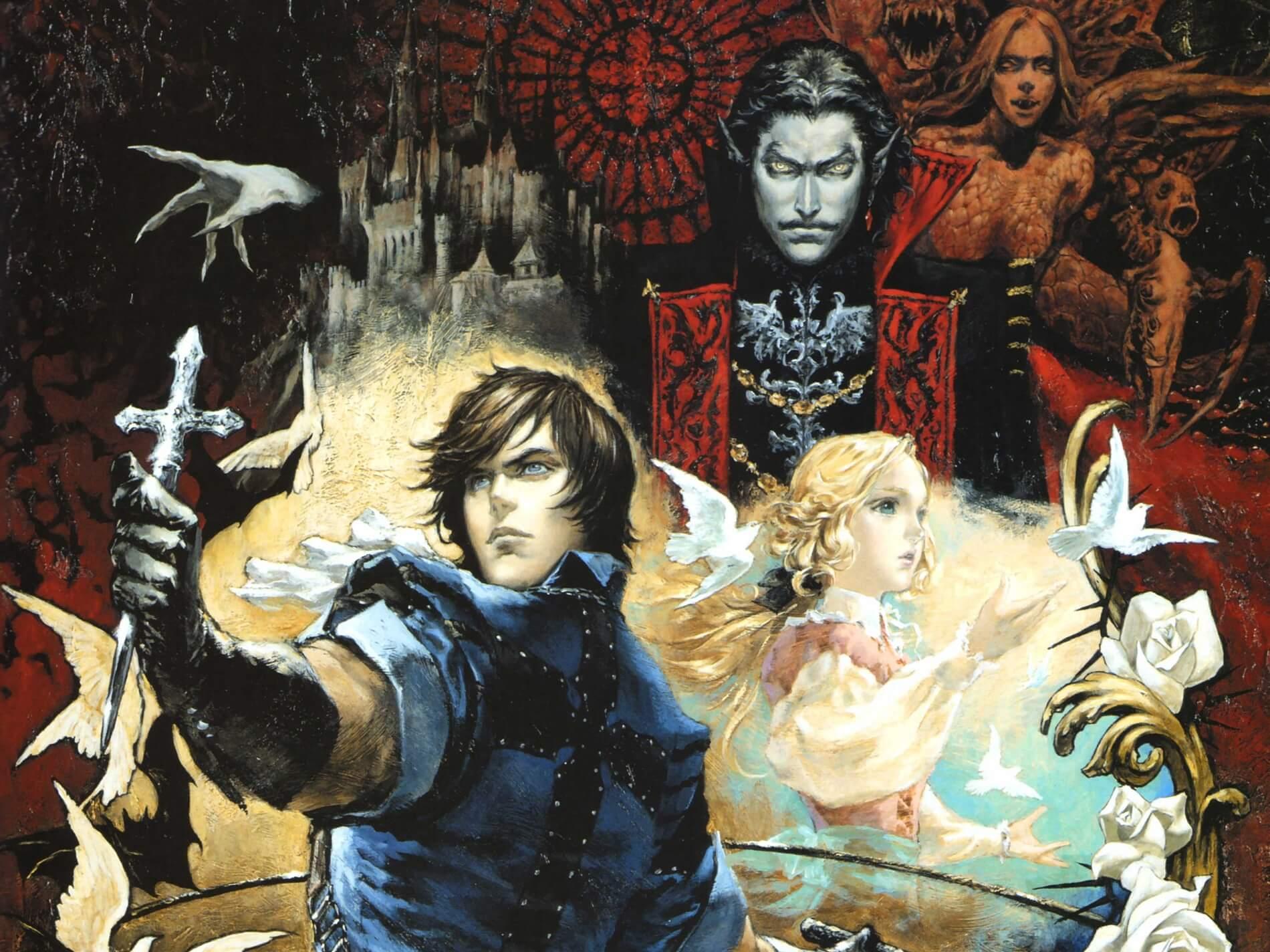 La nueva serie de Castlevania será protagonizada por Richter Belmont y María Renard