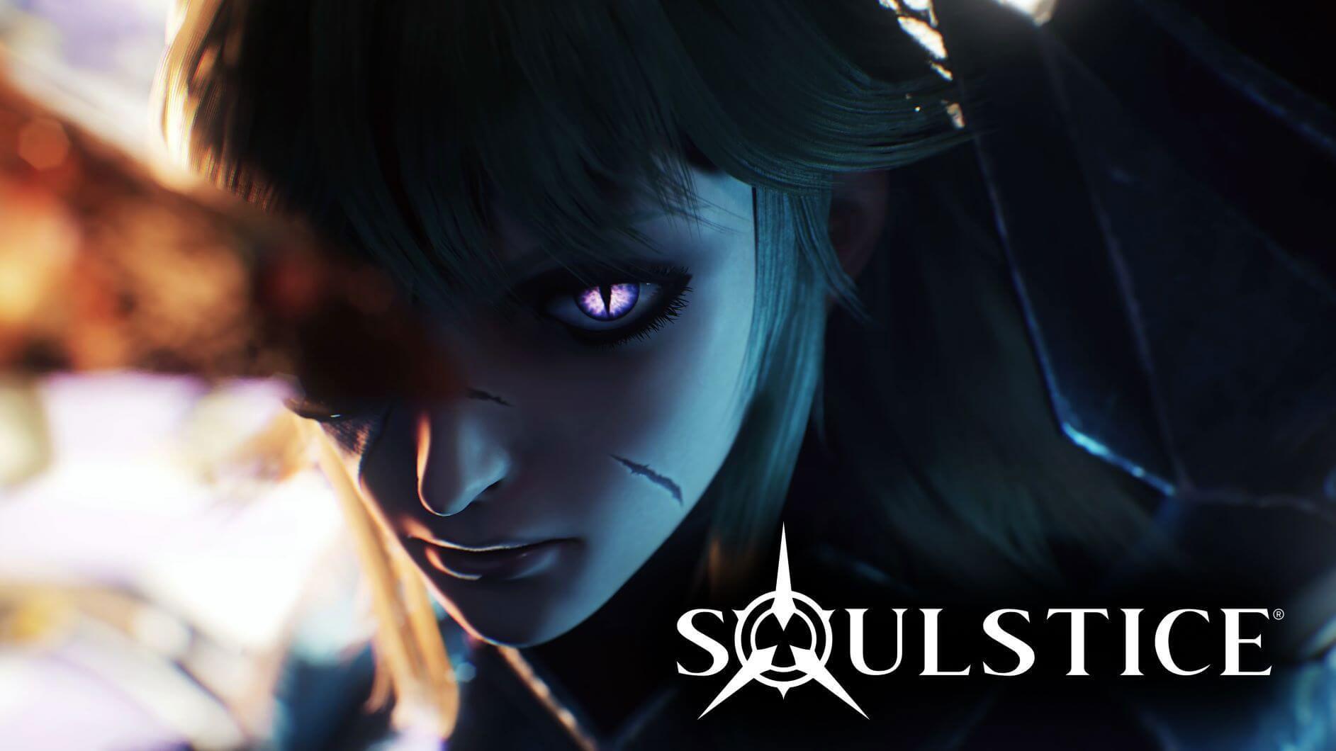 El oscuro RPG de acción Soulstice llegará a PS5 en 2022