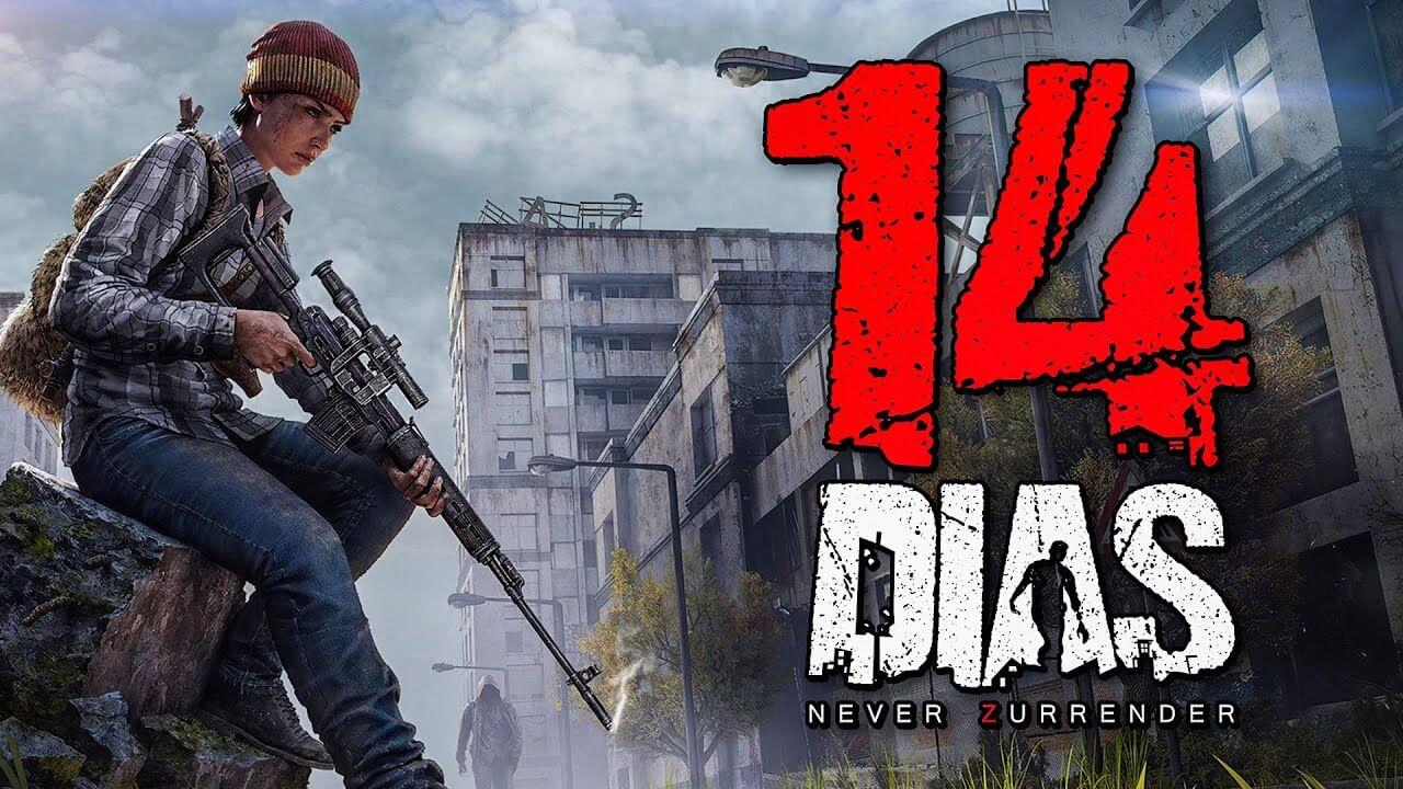 "Así será ""14 Días"", la nueva serie de DayZ comandada por IlloJuan"