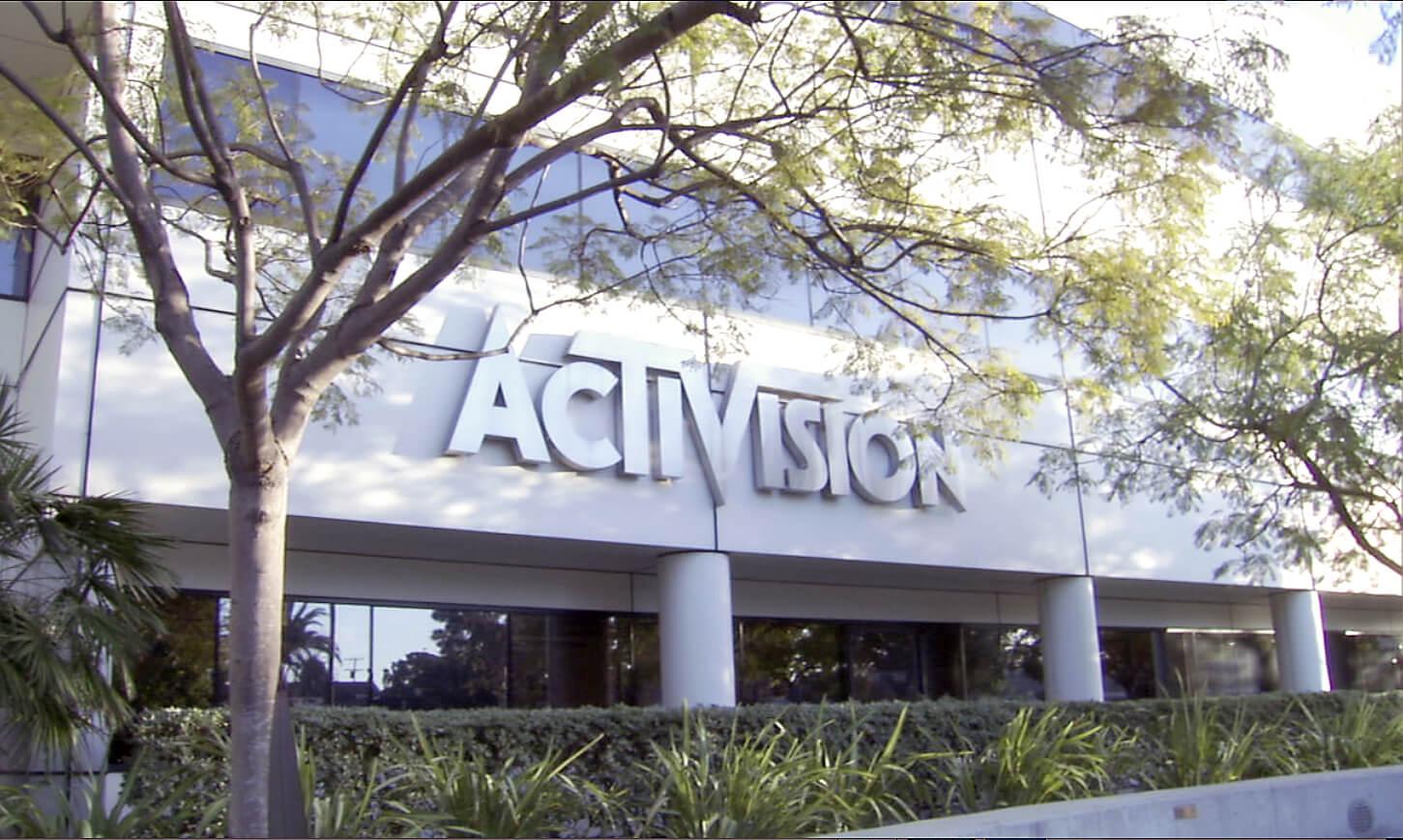 Activision es demandada en California por acoso a las mujeres del equipo