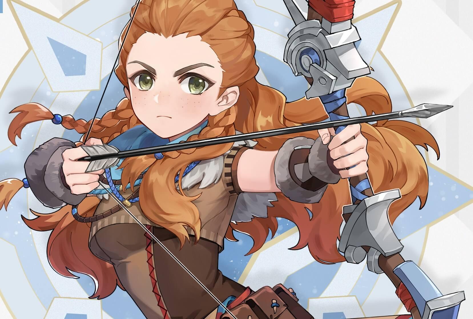 Aloy (Horizon Zero Dawn) llega a Genshin Impact como personaje jugable