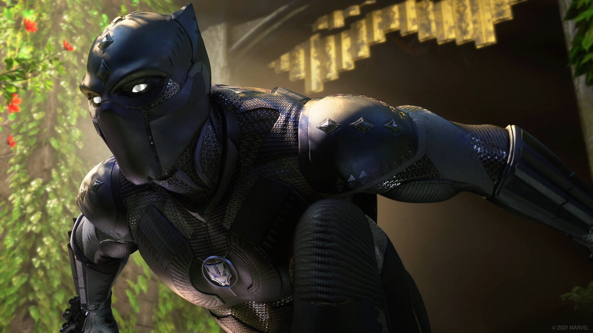Chris Judge, voz de Kratos, interpretará a Black Panther en Marvel's Avengers