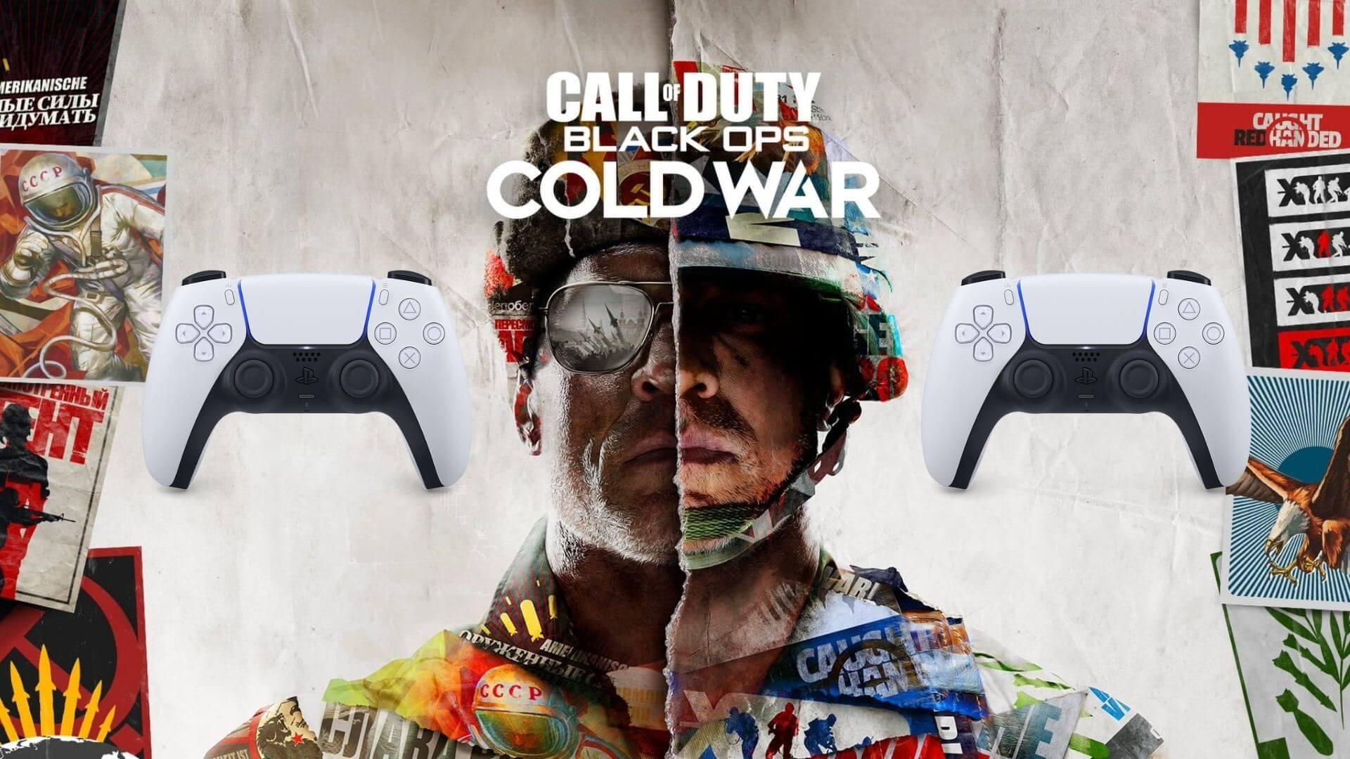 Call of Duty: Black Ops Cold War añade soporte para el DualSense en PC