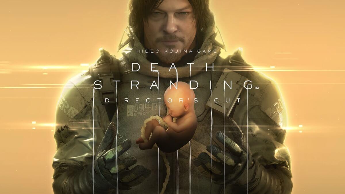 Death Stranding: Director's Cut | Hideo Kojima no está de acuerdo con el nombre