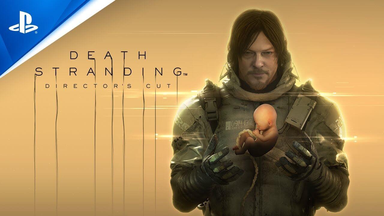¡Death Stranding: Director's Cut ya tiene fecha de lanzamiento!
