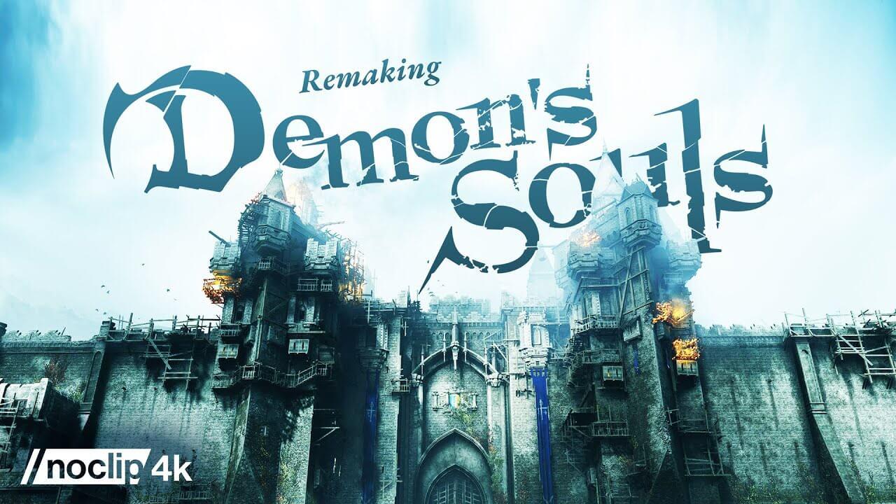 Demon's Souls Remake tiene un documental que muestra su proceso de creación