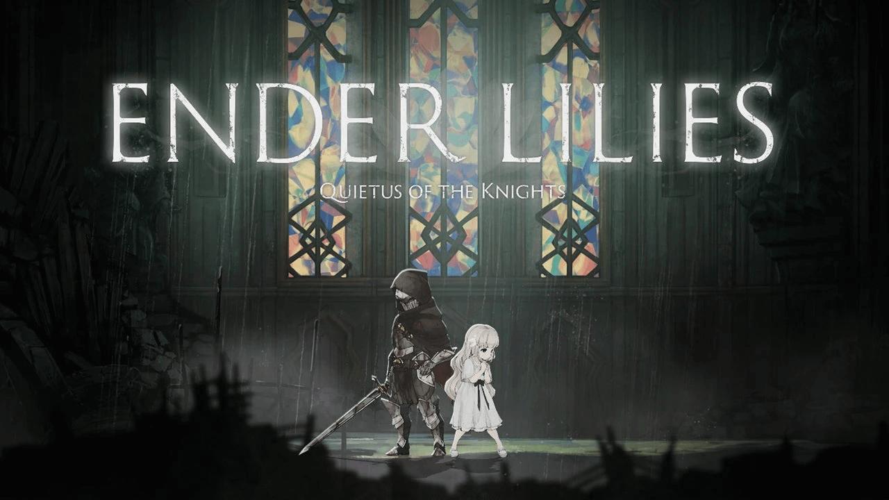 El metroidvania Ender Lilies: Quietus of the Knights llegará a PS4 este 20 de julio