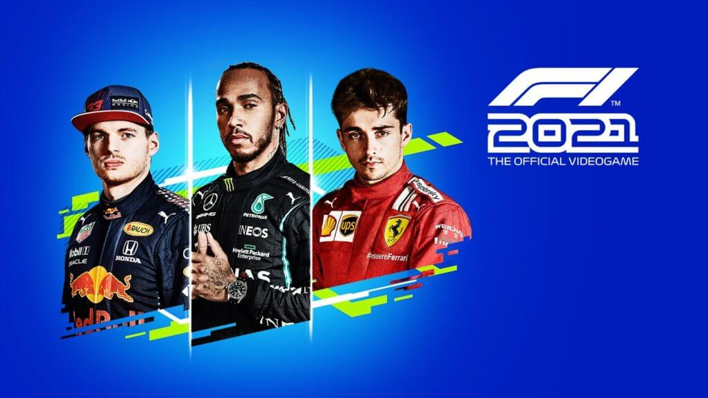 F1 2021 comanda las ventas físicas semanales del Reino Unido