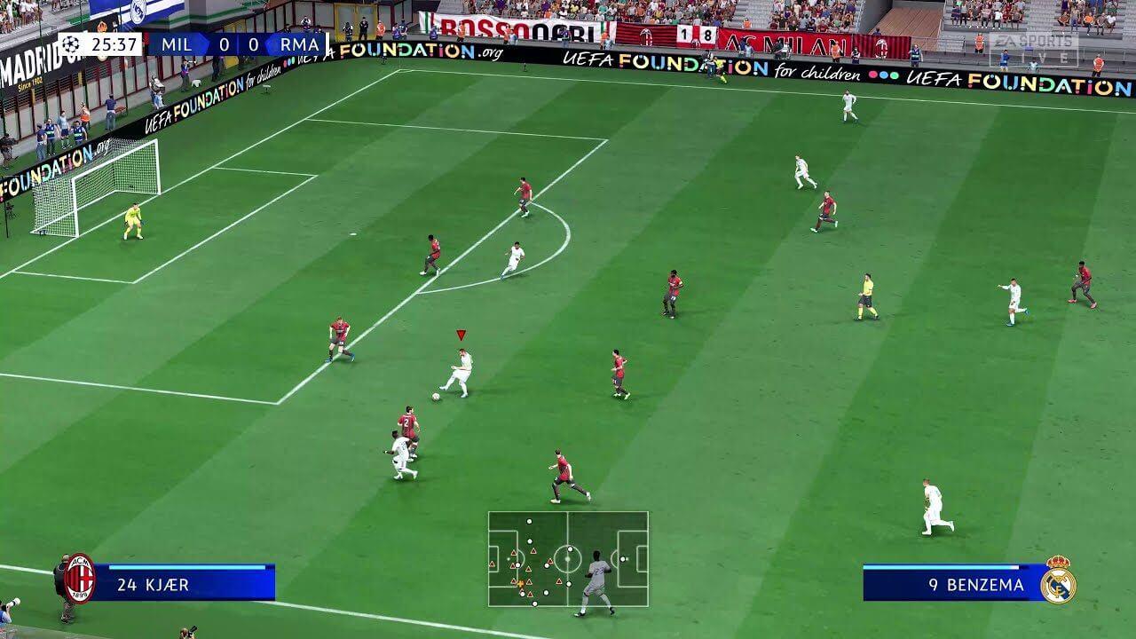 FIFA 22 muestra a profundidad todas las novedades de su gameplay