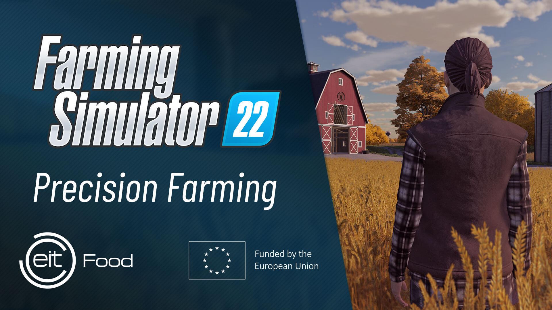 Farming Simulator 22 anuncia su DLC gratuito: Precision Farming Pack