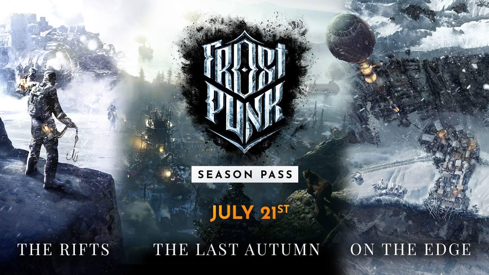 Frostpunk recibirá tres expansiones este 21 de julio