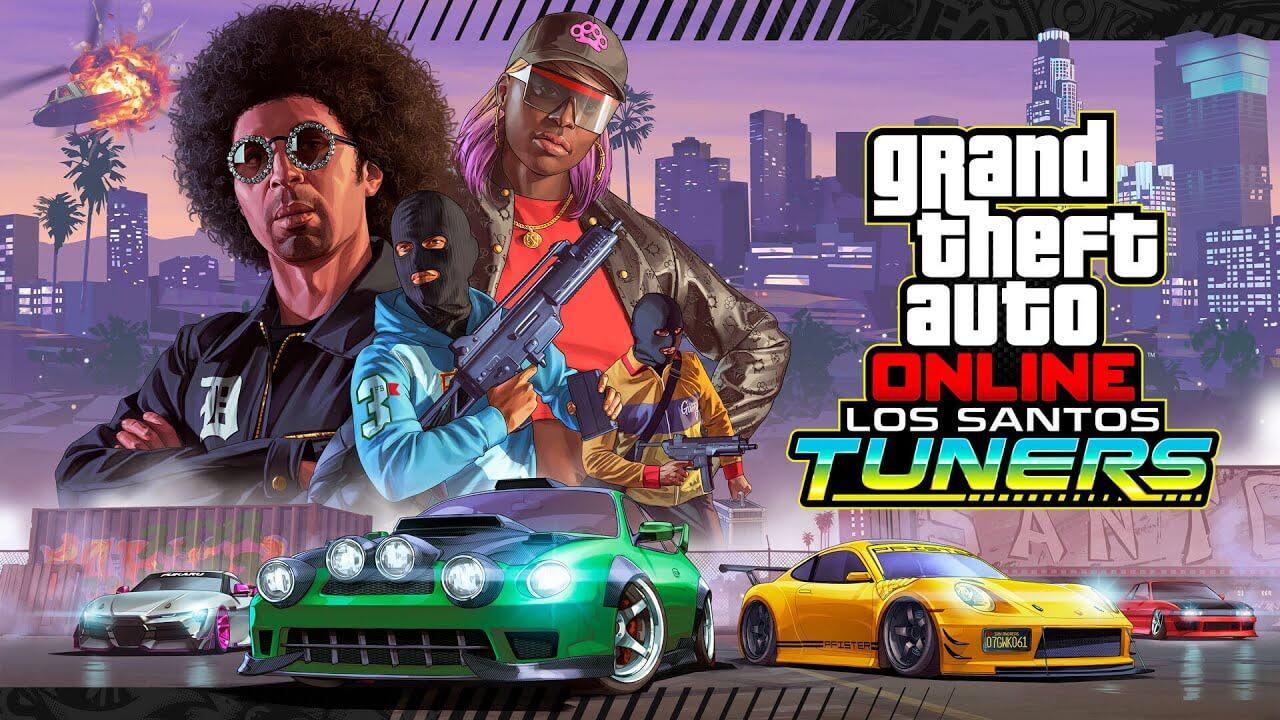 Actualización Los Santos Tuners ya está disponible en GTA Online