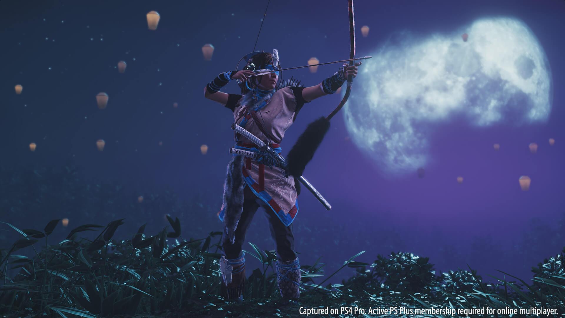Ghost of Tsushima celebra su aniversario con trajes de otros juegos
