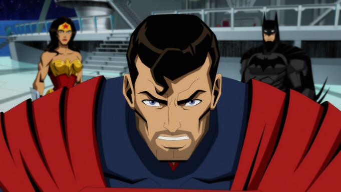 Injustice: Gods Among Us tendrá su propia película animada en otoño