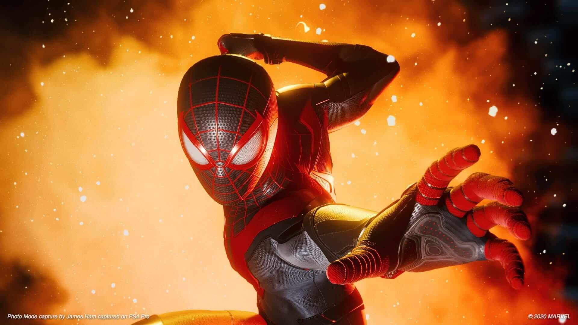 Spider-Man Miles Morales se actualiza y mejora la calidad del Ray Tracing