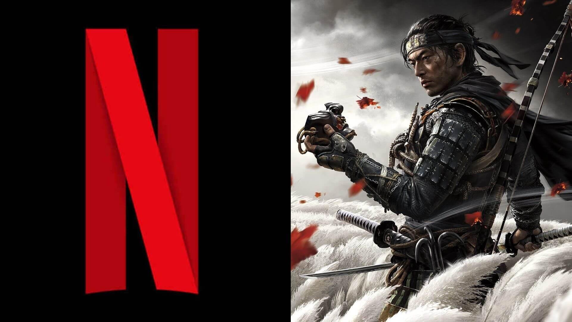 Un dataminer encuentra imágenes de Ghost of Tsushima en datos de una app de Netflix; ¿Posible colaboración?