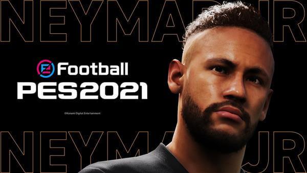 Neymar Jr. es anunciado como nuevo embajador de eFootball PES