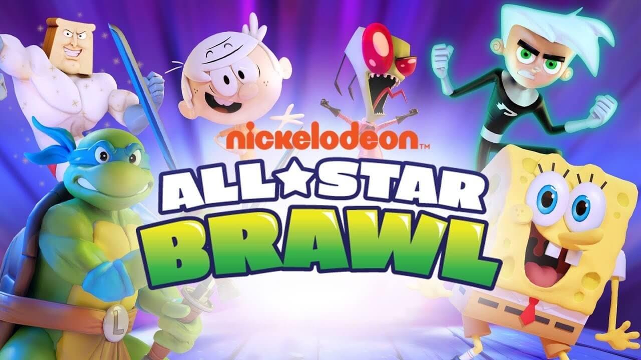 Nickelodeon All-Star Brawl confirma su llegada en físico a tiendas españolas