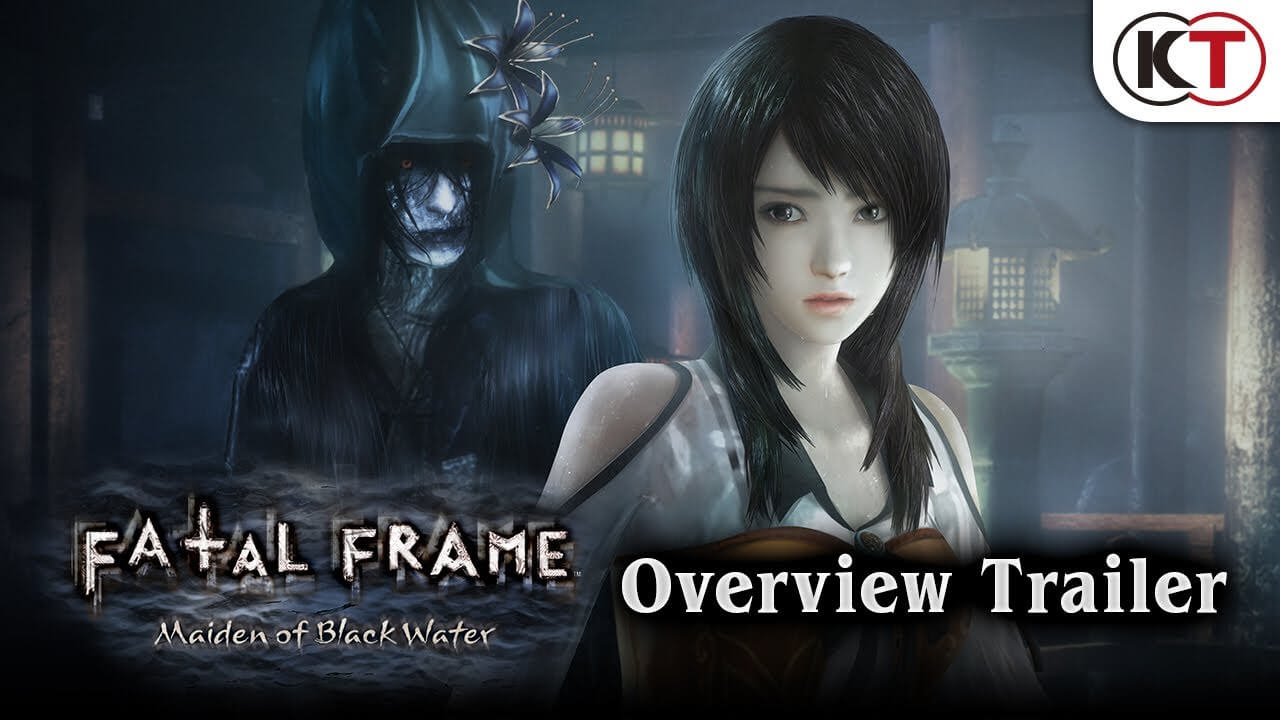 Project Zero: Maiden of Black Water revela su fecha de lanzamiento