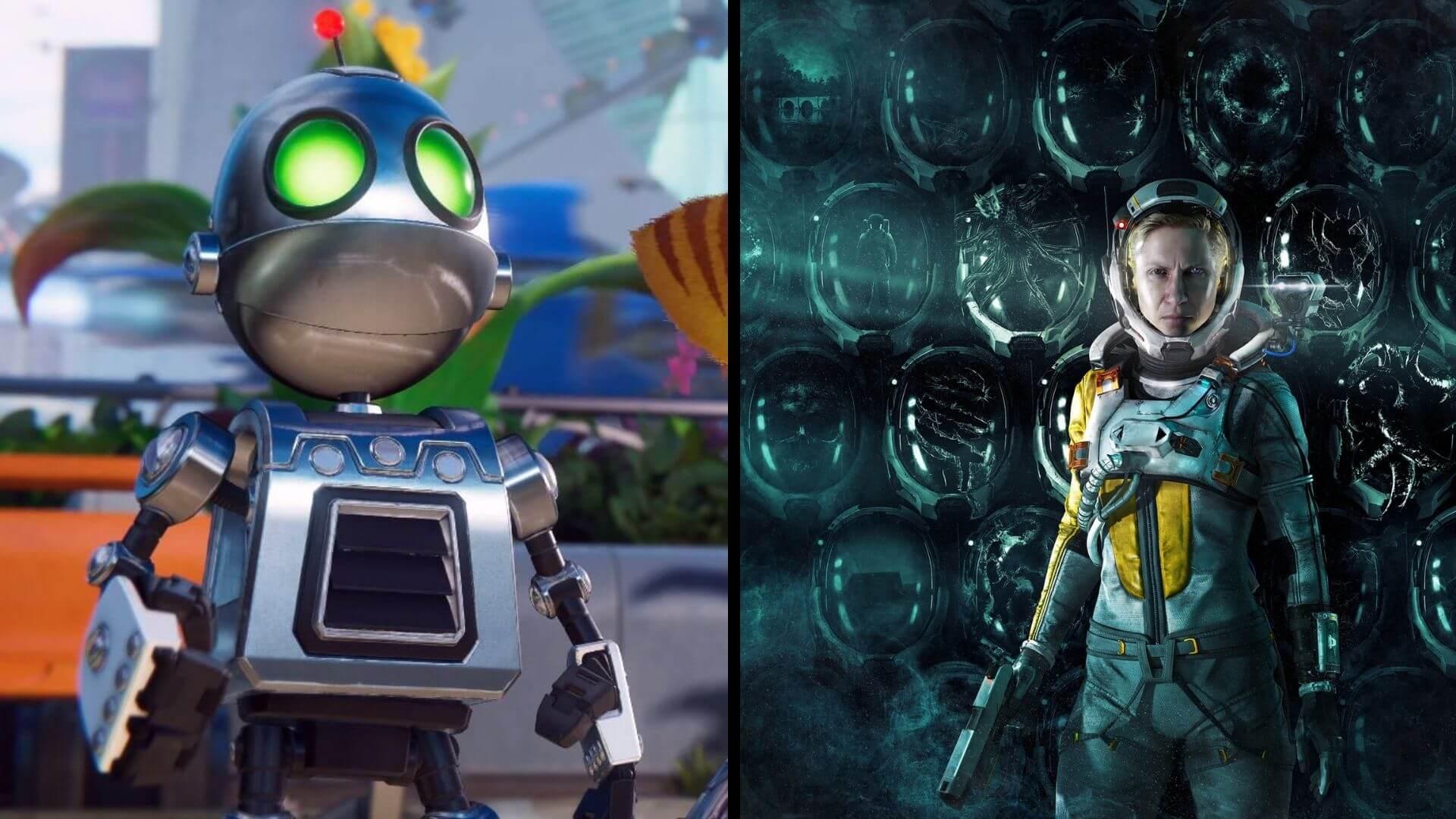 Sony desvela los datos de ventas de Ratchet & Clank: Rift Apart y Returnal