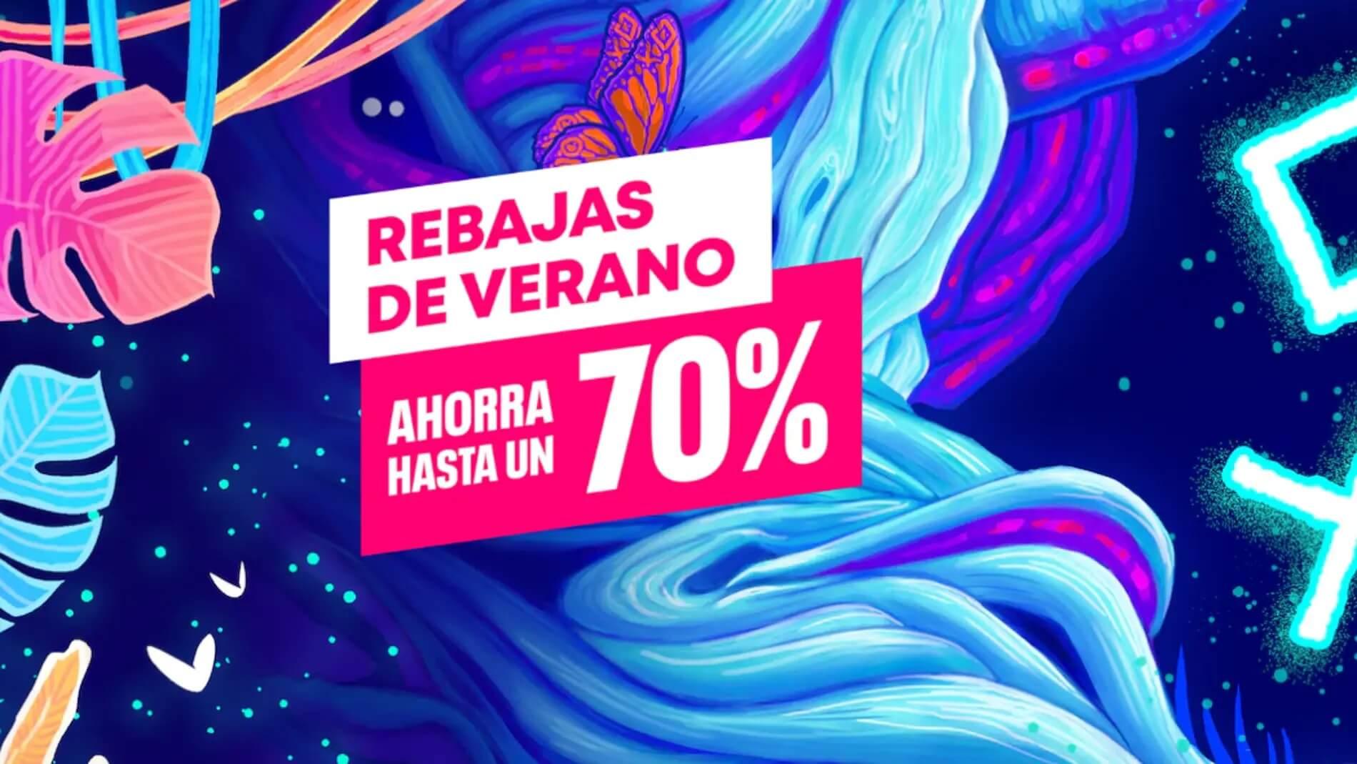 Las Rebajas de Verano ya llegaron a PS Store con descuentos de hasta 70%