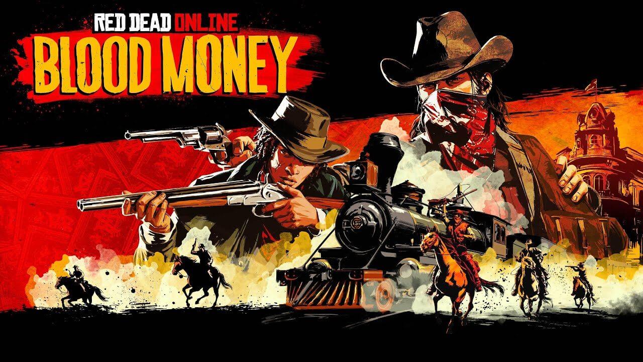 Red Dead Online muestra su DLC Blood Money en un espectacular tráiler