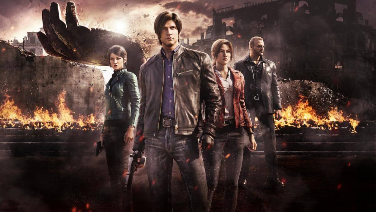 La serie Resident Evil: Oscuridad Infinita ya está disponible en Netflix