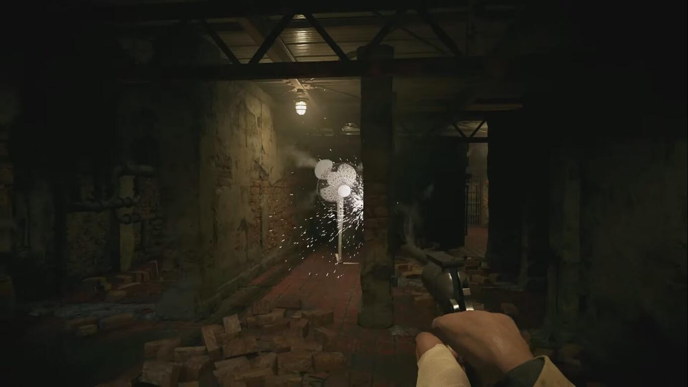 Resident Evil Village   Crean un mod que acaba con el lío del copyright con uno de sus personajes