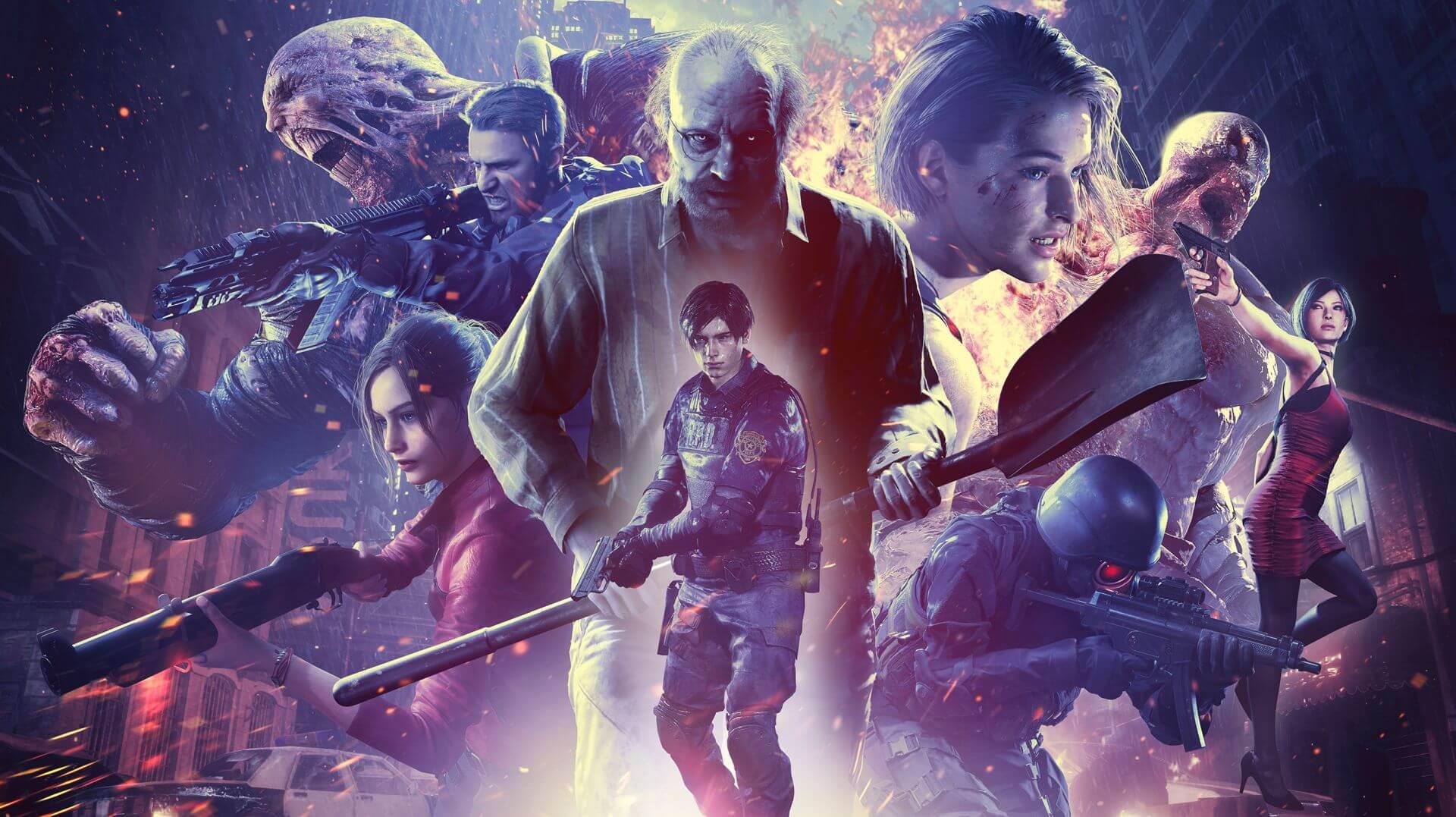 El multijugador Resident Evil Re:Verse se retrasa hasta 2022