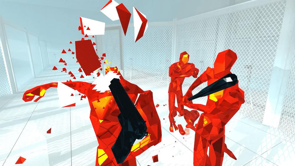 Superhot VR sufre 'review-bombing' tras eliminar escenas de autolesión