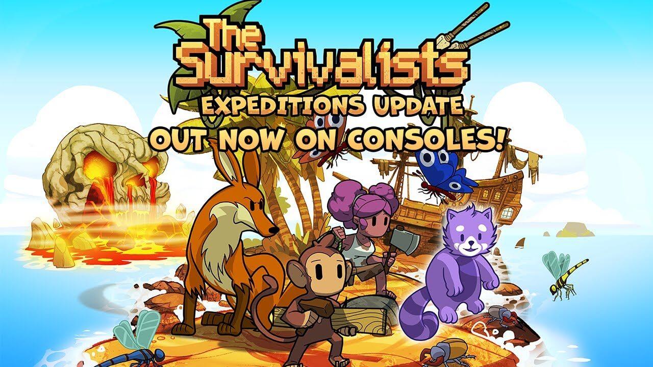 The Survivalists recibe hoy su actualización gratuita Expeditions en PS4