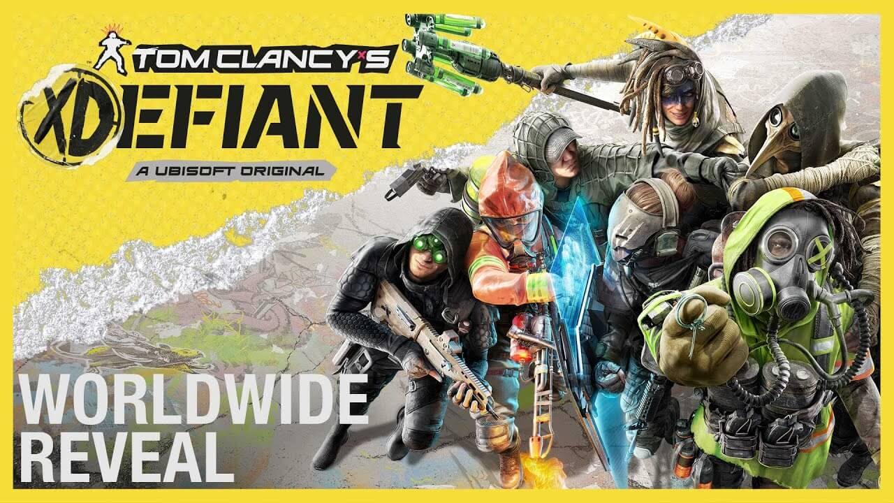 Tom Clancy's XDefiant ha sido anunciado oficialmente para PS4 y PS5