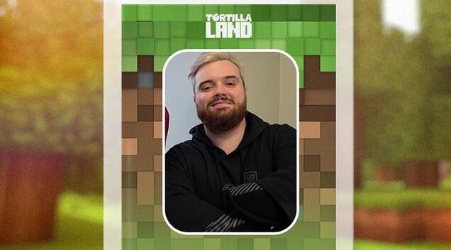 Ibai Llanos estará en TortillaLand; nueva serie de Minecraft de Auronplay