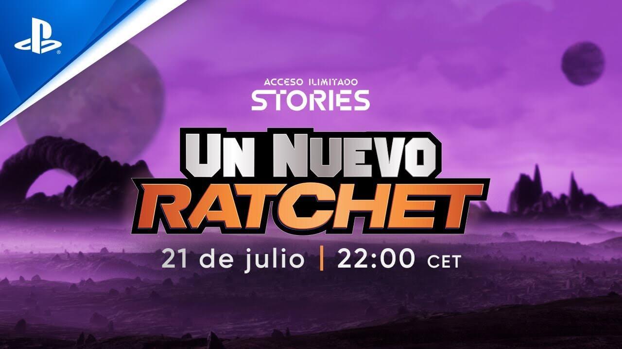PlayStation España estrenará el cortometraje Un Nuevo Ratchet este 21 de julio