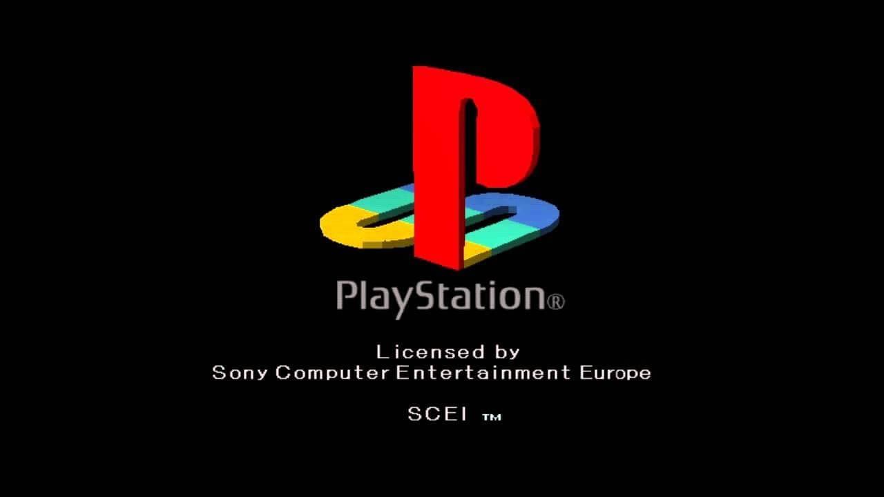 El logo de la primera PlayStation no era una imagen, sino un modelo 3D