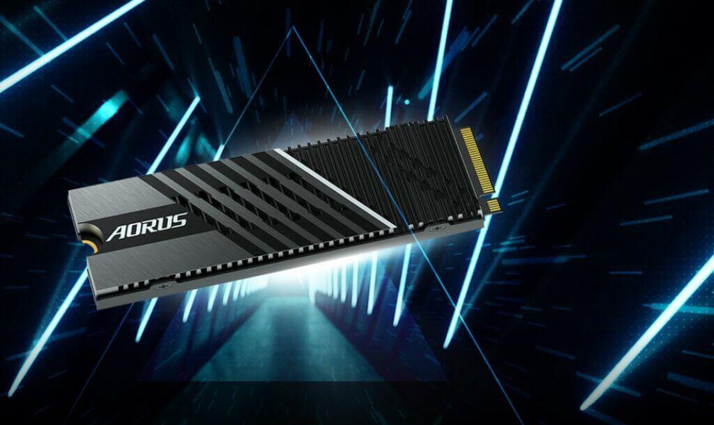 AORUS presenta su SSD compatible con PS5, la más barata del mercado