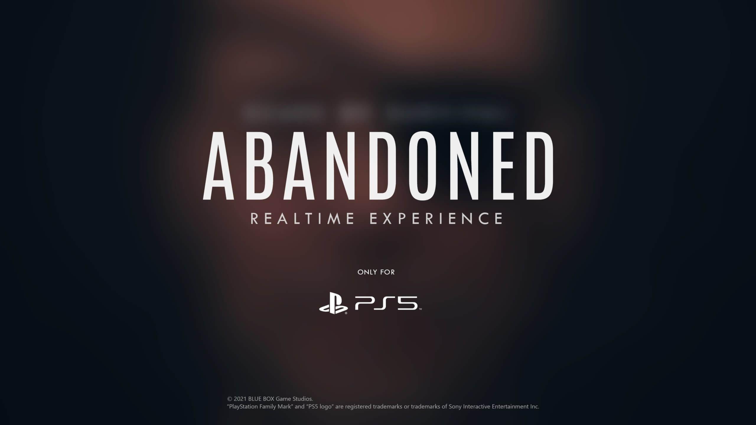 """Abandoned fue anunciado """"demasiado pronto"""", claman sus desarrolladores"""