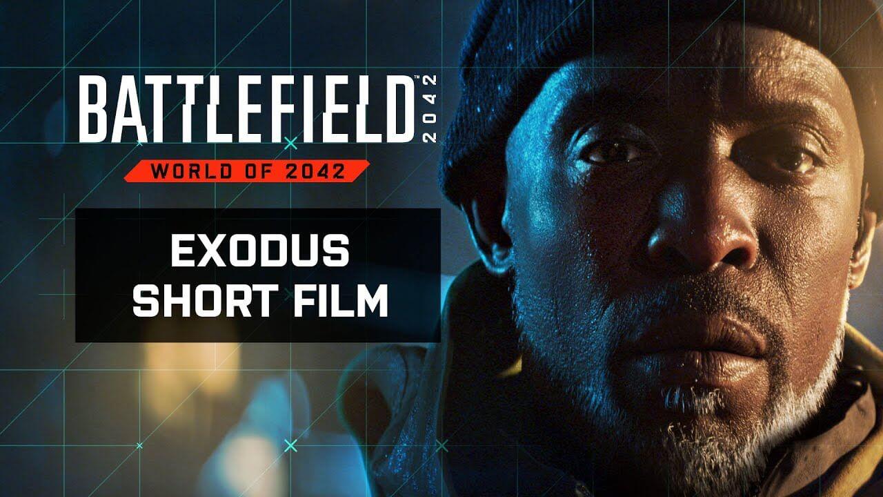 """Battlefield 2042 detalla su contexto histórico en su cortometraje """"Éxodo"""""""