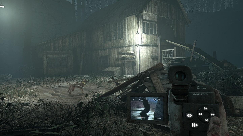 El terror en realidad virtual de Blair Witch ya llegó a PS VR