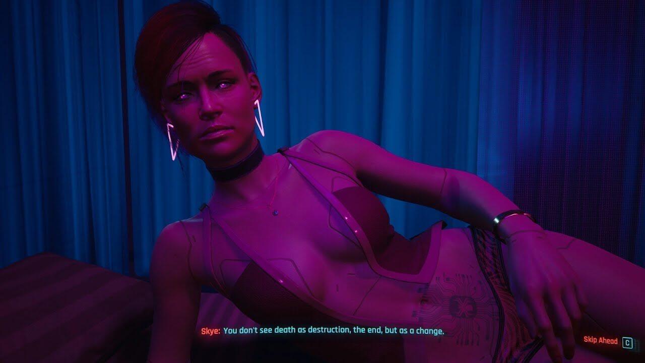 Cyberpunk 2077 se actualizará para evitar confusiones en una escena polémica