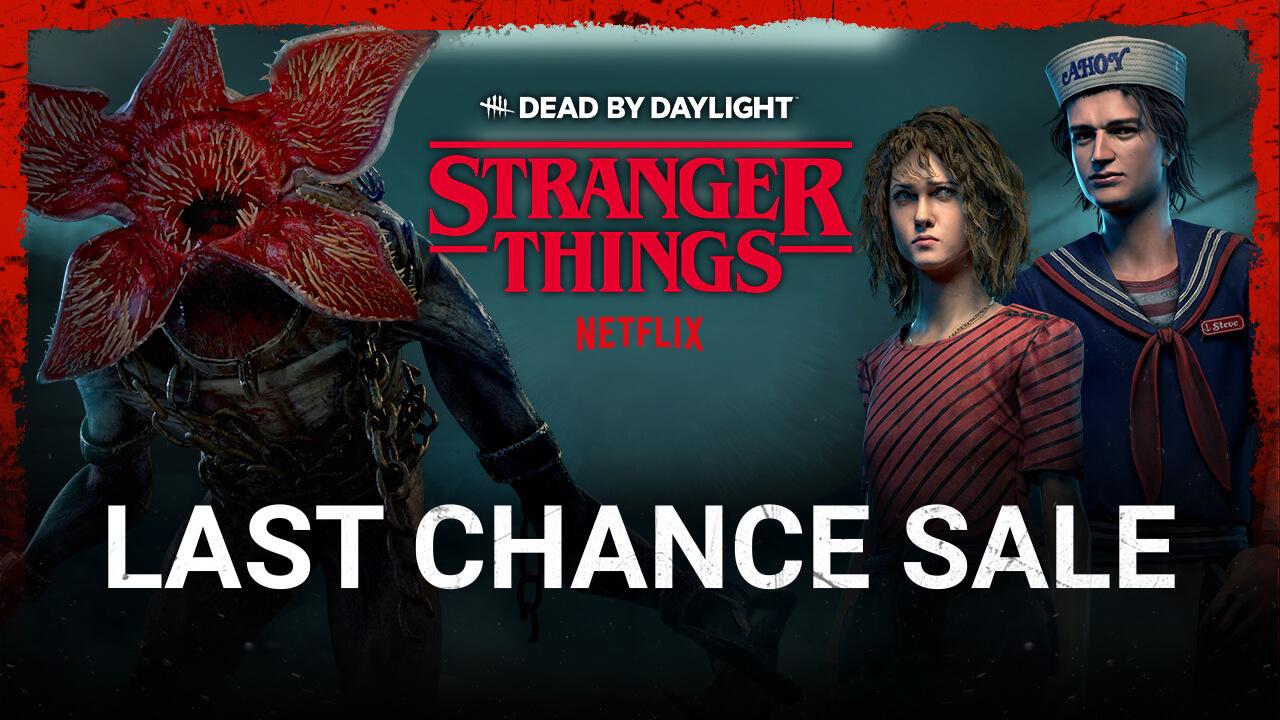 Dead by Daylight   El contenido de Stranger Things desaparecerá de la tienda en noviembre