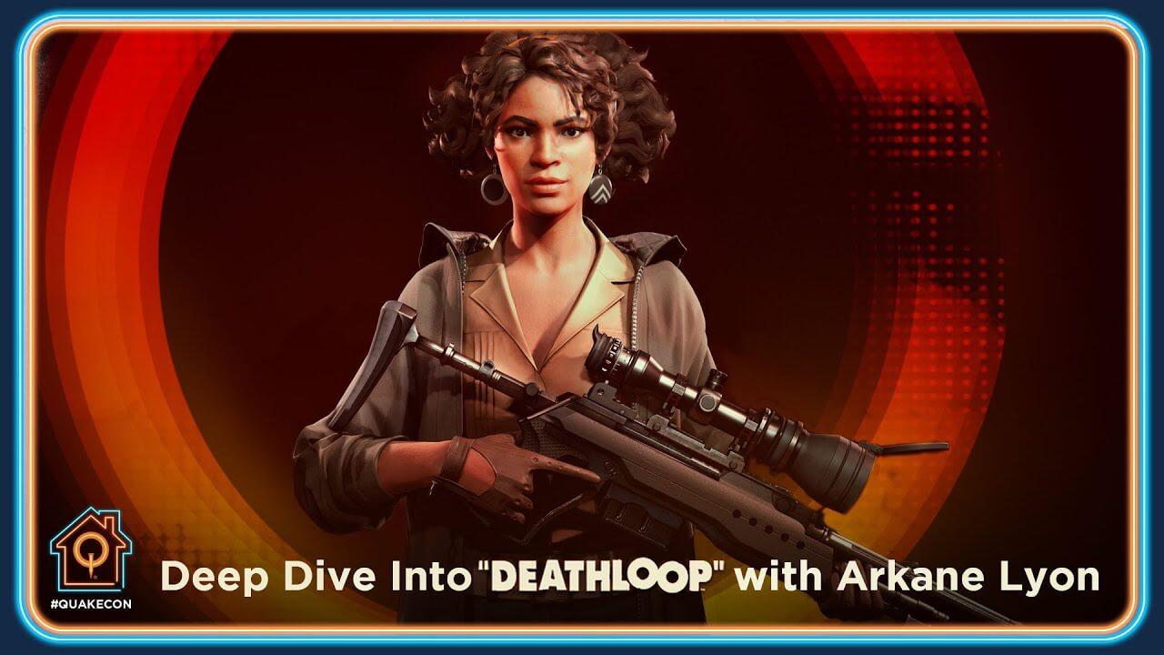 Deathloop revela un nuevo gameplay con Julianna de protagonista