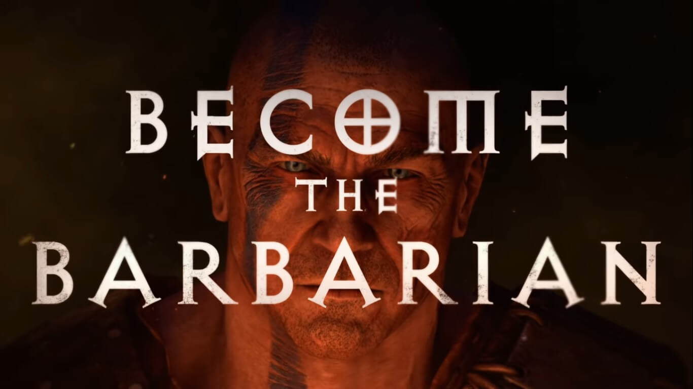 Diablo II: Resurrected muestra la clase Bárbaro en un nuevo tráiler