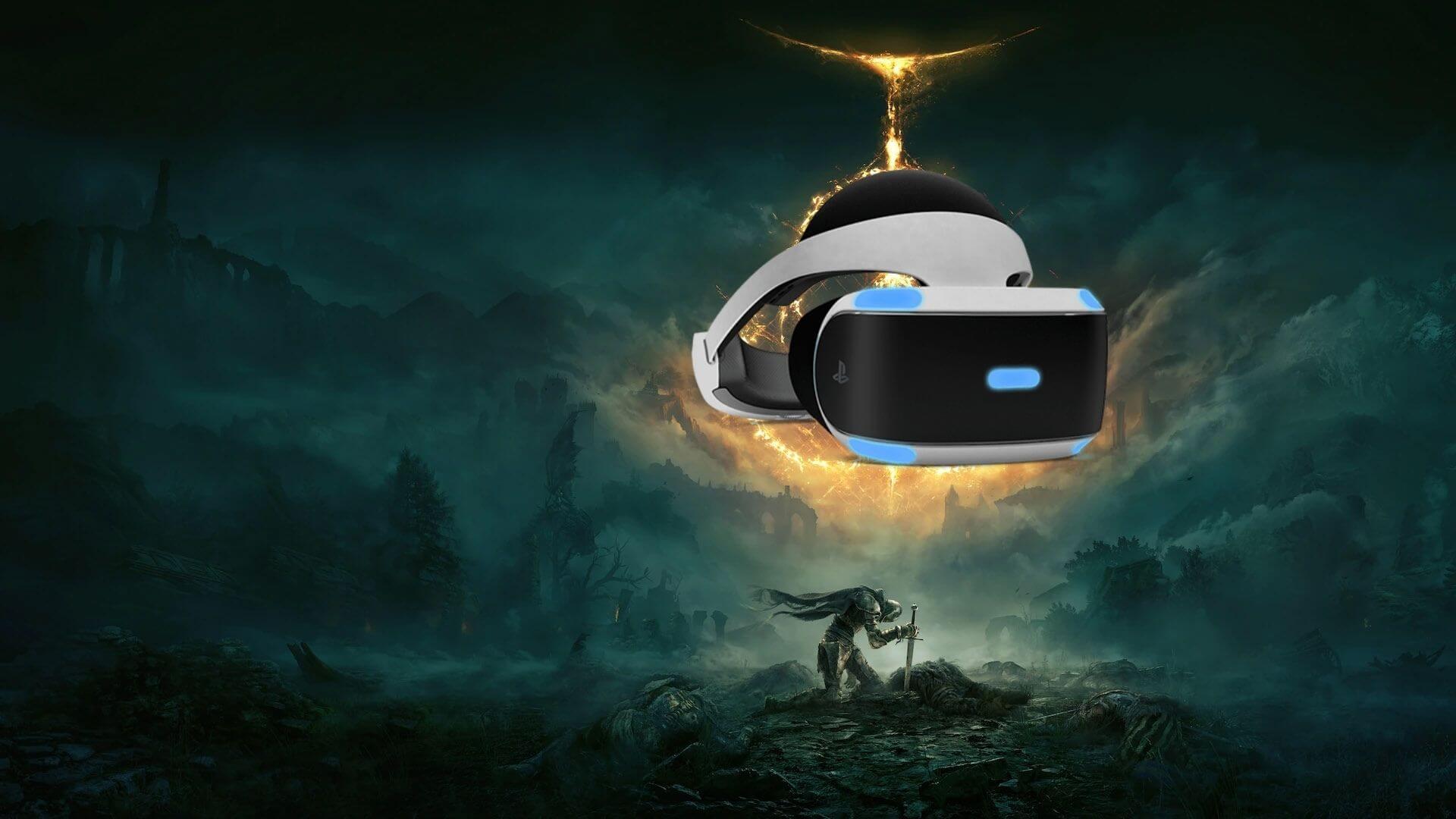Elden Ring será compatible con realidad virtual, según su ficha en PS Store