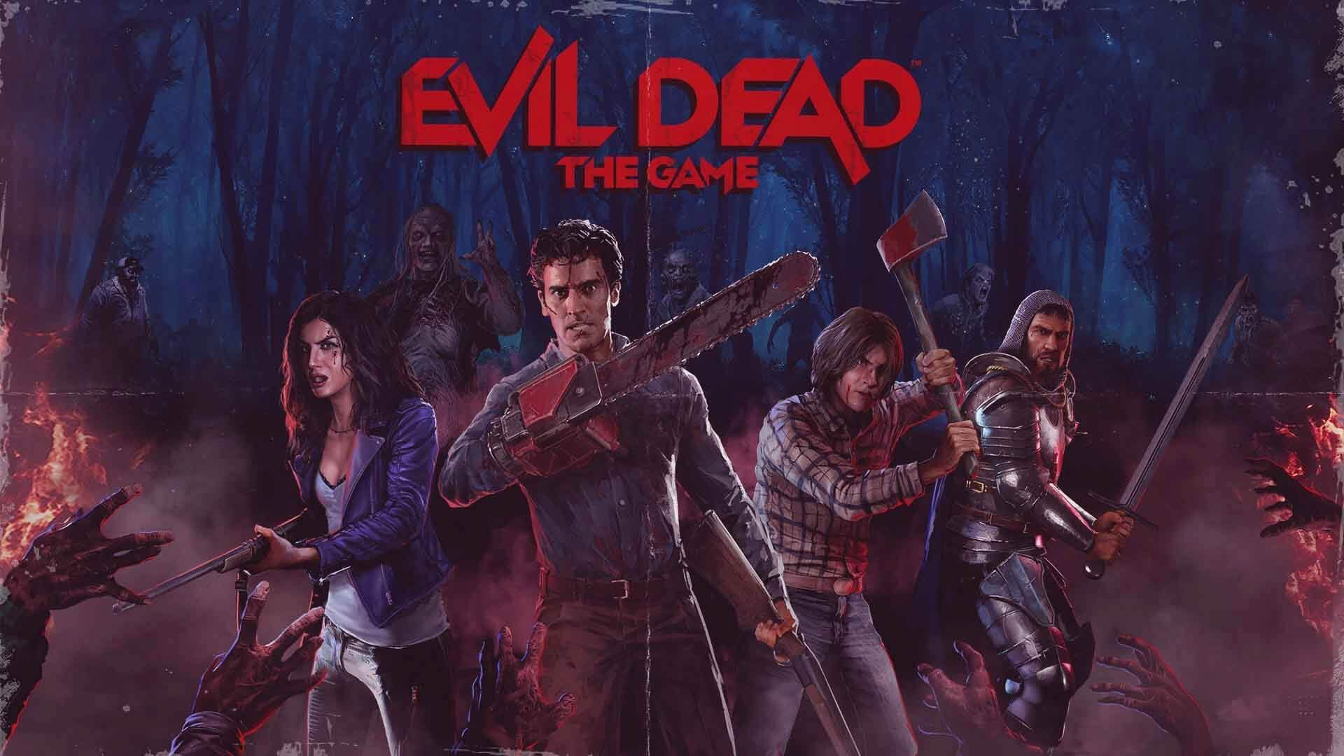 Evil Dead: The Game se retrasa hasta febrero de 2022