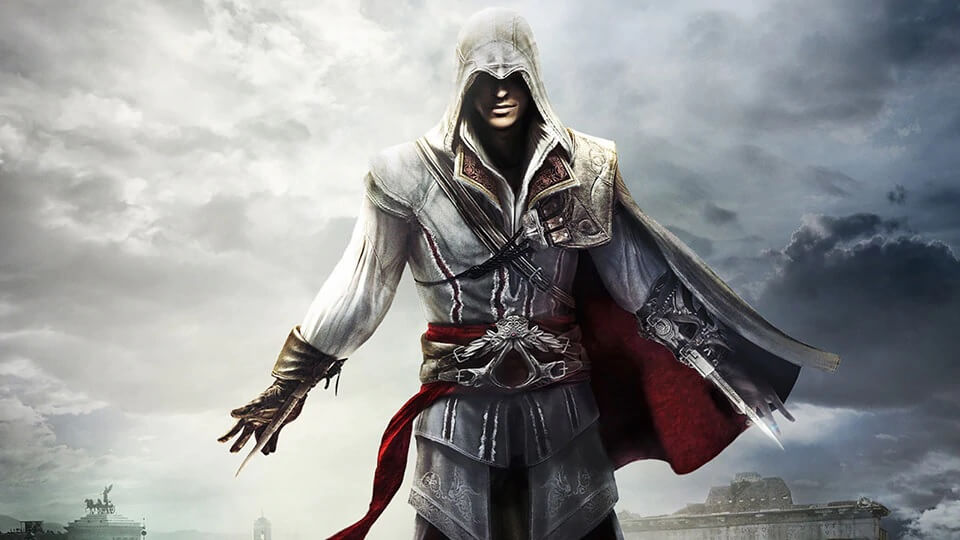 Ezio Auditore es el favorito de los fans de Assassin's Creed, según encuesta